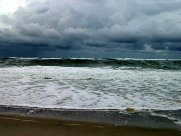 На Курилы обрушилась первая волна цунами