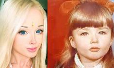 Живая Барби Лукьянова даже в 5 лет выглядела как кукла