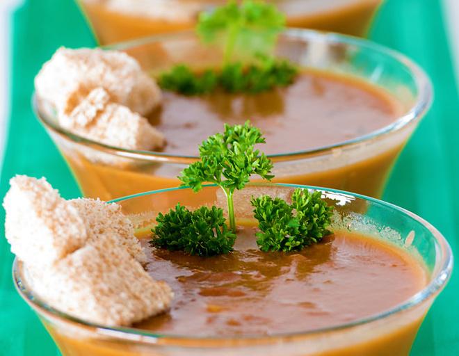 низкокалорийные рецепты супа с мясом