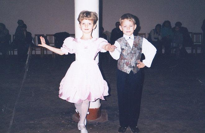 Танцы Алексей Королев