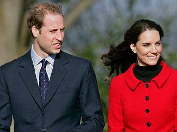 королевская свадьба, принц Уильям, Кейт Миддлтон