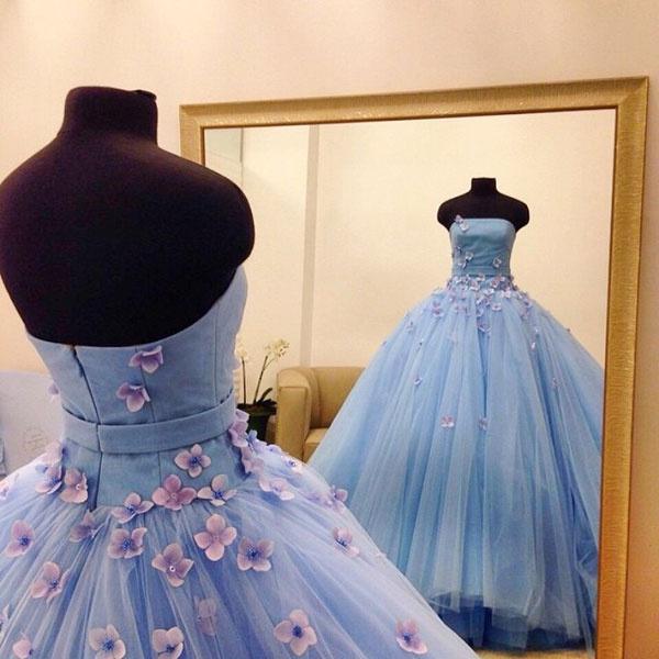 платье для Золушки от Александра Терехова