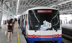 Поезда без машинистов запустят в Китае