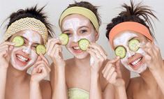 Убираем мимические морщины на лице?