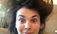 Фото без макияжа: Сати Казанова решила «посмеяться над собой»