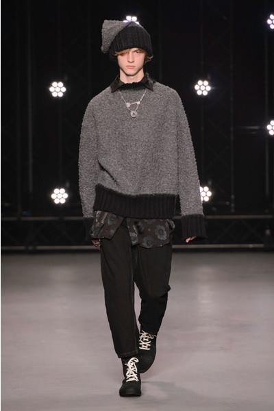 Неделя мужской моды в Лондоне: главные показы   галерея [1] фото [14]
