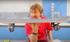 Можно ли сделать кикфлип на скейте с колесиками для Mac Pro за $700 (видео)