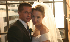 В честь чего Брэд Питт и Анджелина Джоли устроили соседям вечеринку?