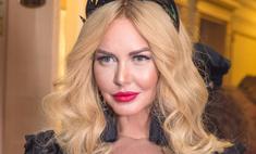 Маша Малиновская вернулась из Одессы в гипсе