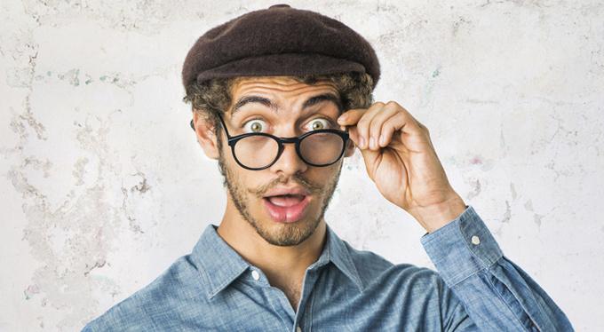 Беспорядок, сквернословие и другие признаки высокого интеллекта