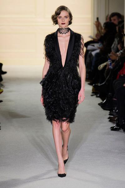 Показ Marchesa на Неделе моды в Нью-Йорке | галерея [1] фото [28]