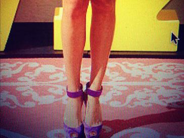 О таких ногах мечтает Таня Терешина
