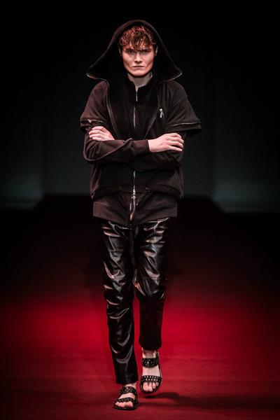 Молодые дизайнеры на Неделе моды в Москве | галерея [3] фото [6]