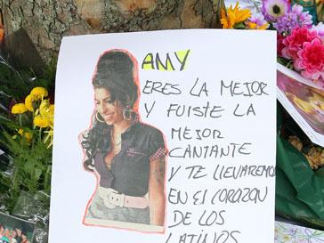 Эми Уайнхаус (Amy Winehouse) подогрела интерес меломанов к ее музыке