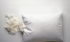 Как можно стирать пух в домашних условиях?