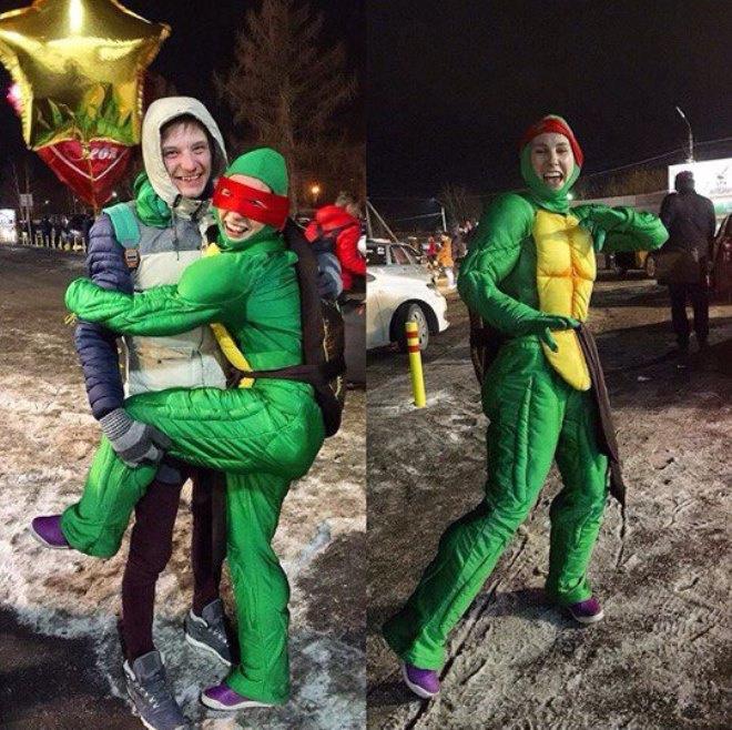 Боня и Кузьмич: как провели 23 февраля