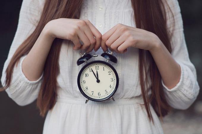 Как настроить внутренние часы?
