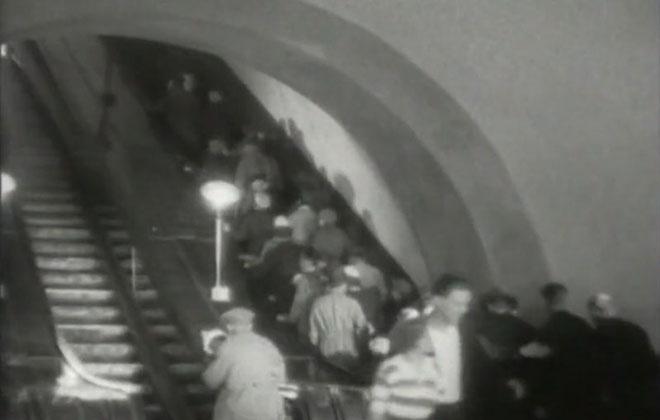 Кадр «Цирк», 1936 год