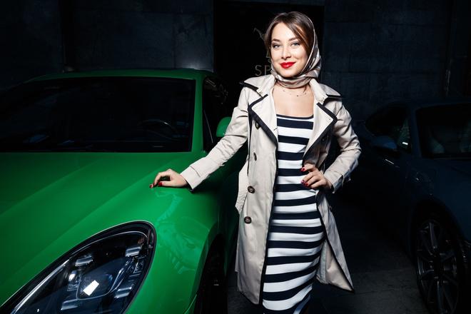 Знаменитости на вечеринке Carolina Herrera в Москве
