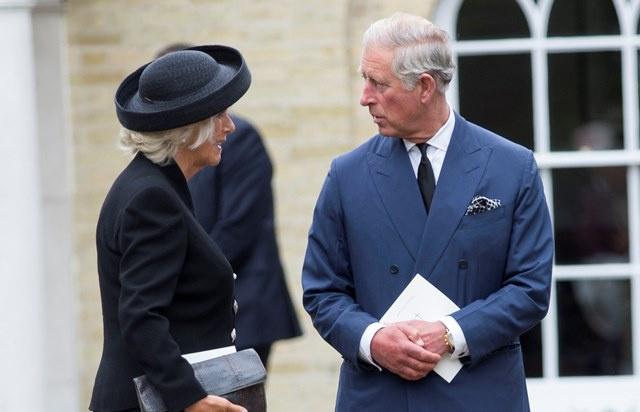 принц Чарльз, Камилла Паркер-Боулз