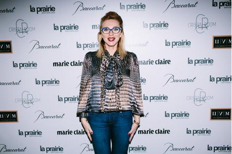 Презентация la prairie Caviar Spectaculaire в Cristal Room Baccarat | галерея [1] фото [1]
