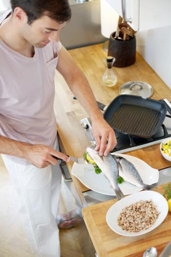 Что сделать, чтобы мужчина готовил