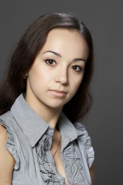 Екатерина Булгутова - красноярская актриса