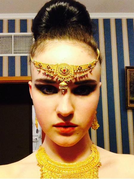 Дочь Ларисы Гузеевой: фото