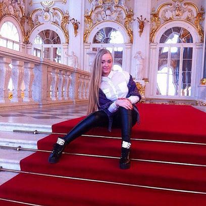 самые красивые блондинки Самары Татьяна Новикова