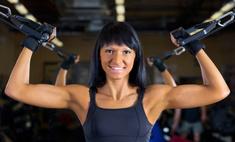 Упражнения для устранения дряблости мышц рук