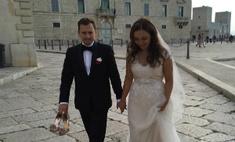 Гайдулян устроил свадебную церемонию в Италии