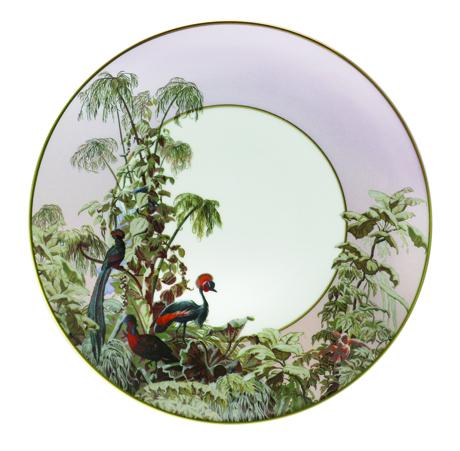 Тарелка, коллекция Le Brésil, Haviland
