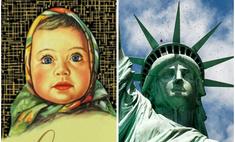 Тест: Узнай прототипов известных скульптур, мультфильмов и оберток по фото