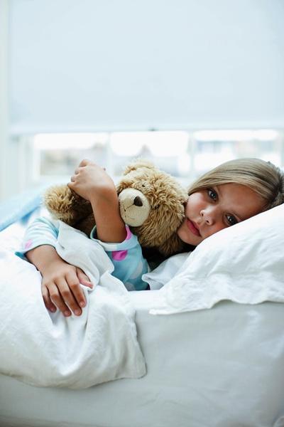 Как понять, что ваш ребенок серьезно болен