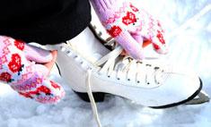 Танцы на волгоградском льду