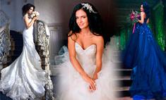 Свадебные платья: фотографии и истории любви от невест-2016