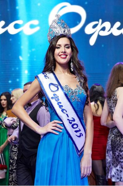 Мисс офис 2015 Мария Филиппова