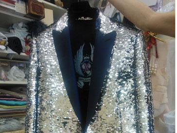 Николай Басков приготовил новый пиджак для выступления