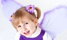В Москве выбрали самого красивого ребенка России