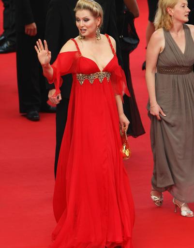 Лена Ленина на Каннском кинофестивале, 2009 год