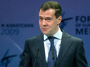 Дмитрий Медведев подведет итог уходящему году