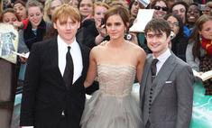 В Лондоне показали последний фильм о Гарри Поттере