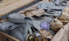 Русские мужики проверили, можно ли очистить выхлопной газ противогазом (видео)