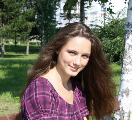 Самые красивые актрисы кино, Омские актрисы, Кристина Бродская