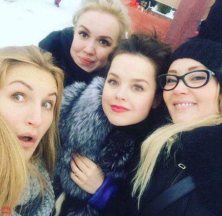 Наталия Медведева камеди в Казани на премьере 30 свиданий