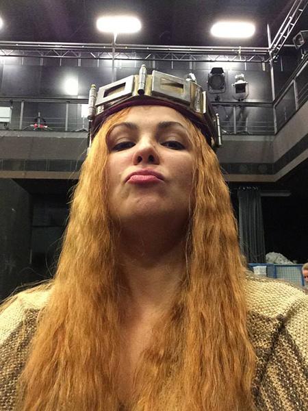 Анна Нетребко стала блондинкой