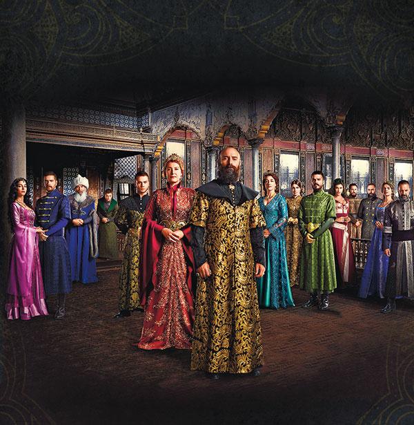 Сериал Великолепный век
