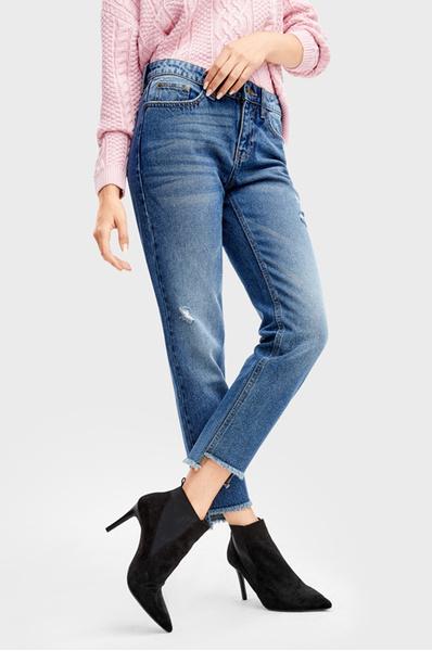 Дешевые джинсы: фото 2018