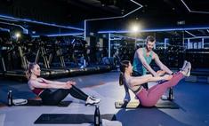 Прокачай себя! Тренировка c REBOOT LIVE # 7. Программа Arms&Shoulders.