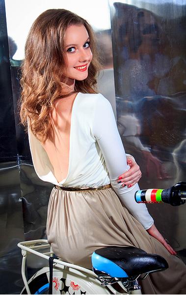 Кристина Ботова, участница «Мисс велогород-2016», фото